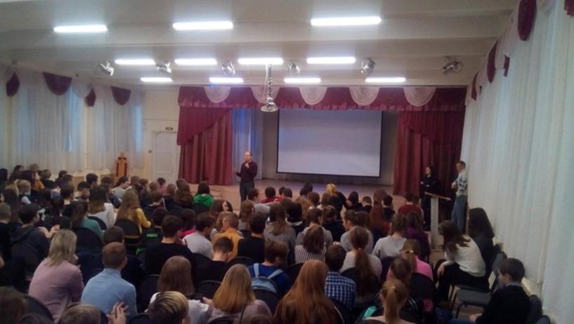 Общее дело в школе №39 города Петрозаводска
