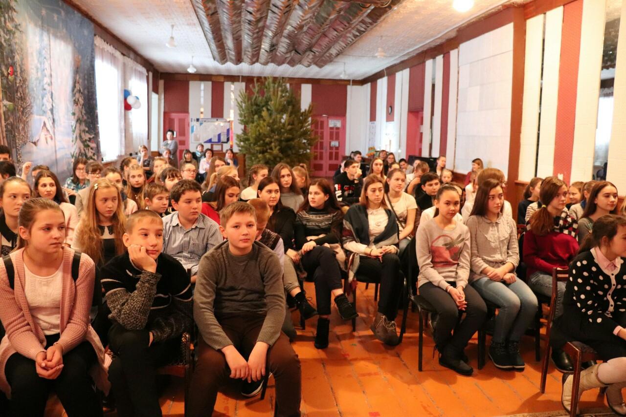 «Общее дело» встретились с активистами и педагогами Черлакского района