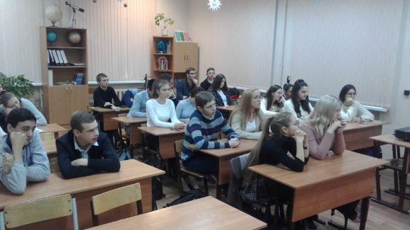 Общее дело в школах №43 и №67 города Волгограда