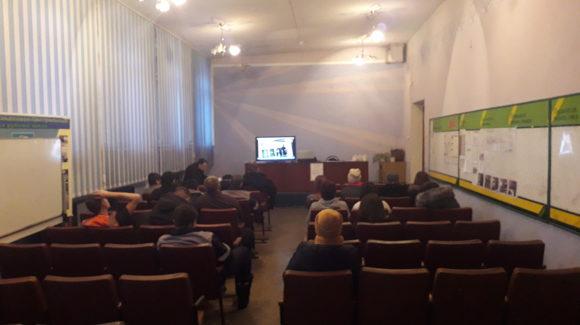 Общее дело на встрече в РЖД города Ульяновска