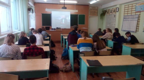 Общее дело в академическом лицее города Петрозаводска