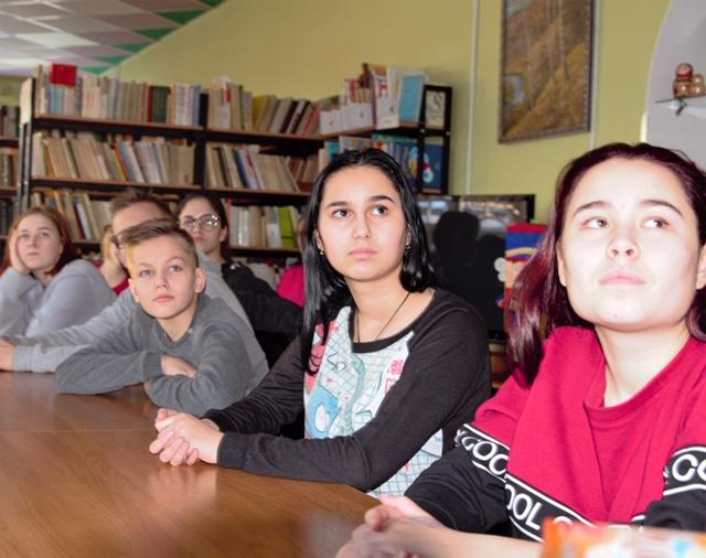 Общее дело в школе музыкального воспитания для детей-сирот, Щелково, Московская область