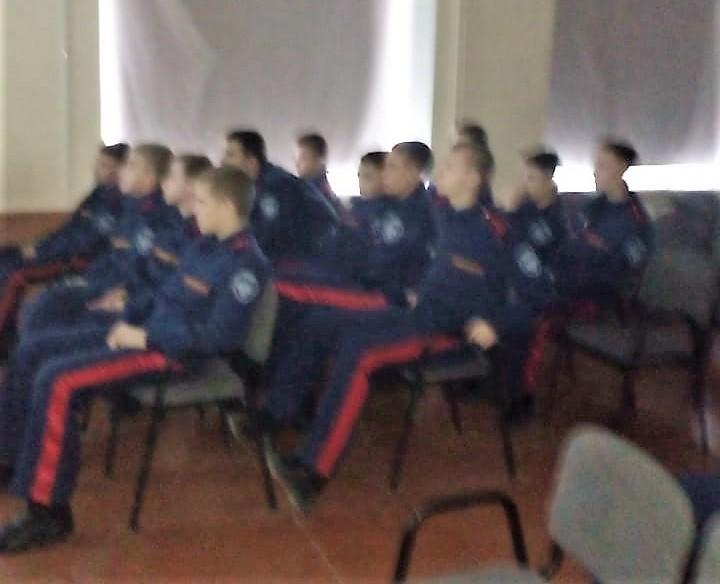 Общее дело в Донском Императора Александра III казачьем кадетском корпусе