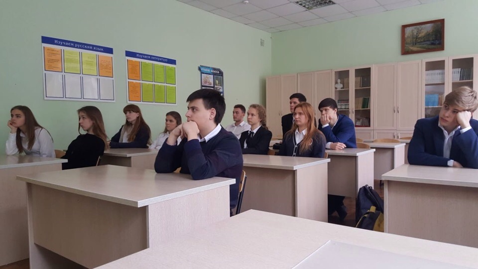 Общее дело в школе №95 Лазаревского района города Сочи