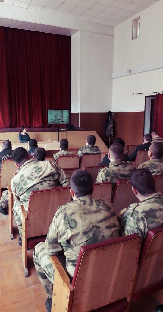 Общее дело на встрече в главном управлении Росгвардии по Краснодарскому краю
