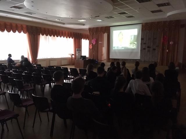 Общее дело в Дмитровской школе №9
