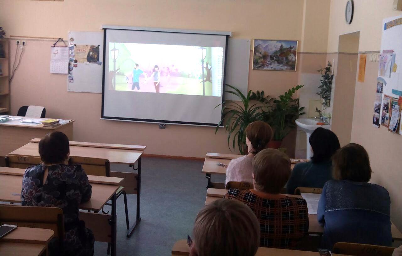 Семинар для педагогов Омского лицея с этнокультурным национальным компонентом