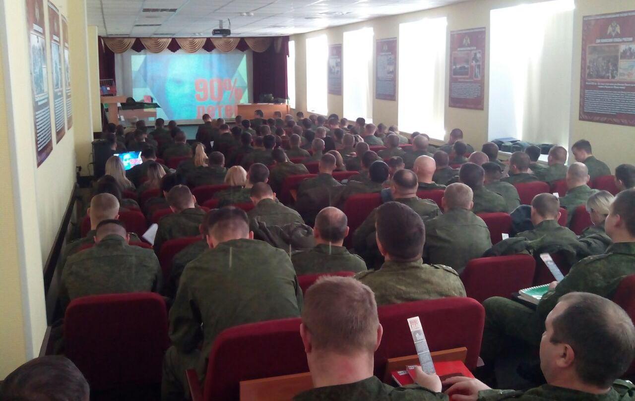 Общее дело в Росгвардии Омской области