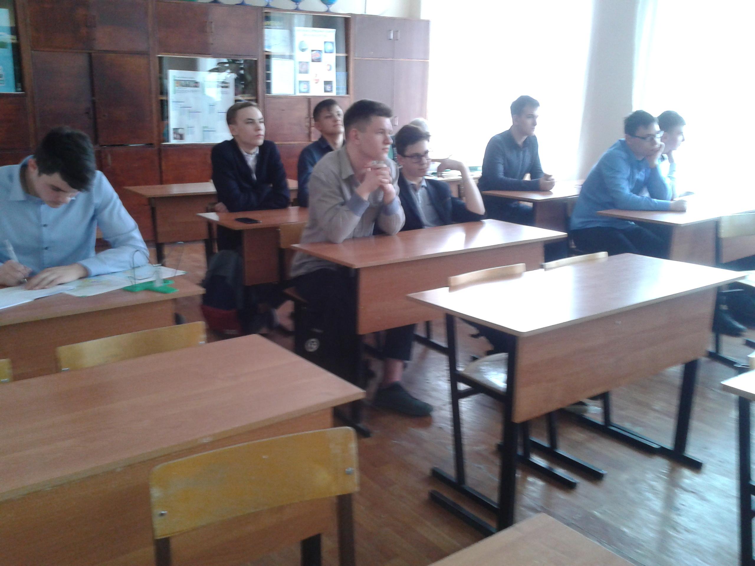 Общее дело в Воронежской школе №70