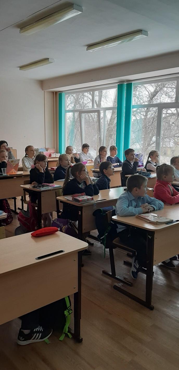 Общее дело в Самарской школе №91
