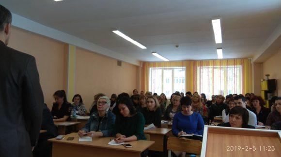 Общее дело на семинаре для педагогов города Нерюнгри