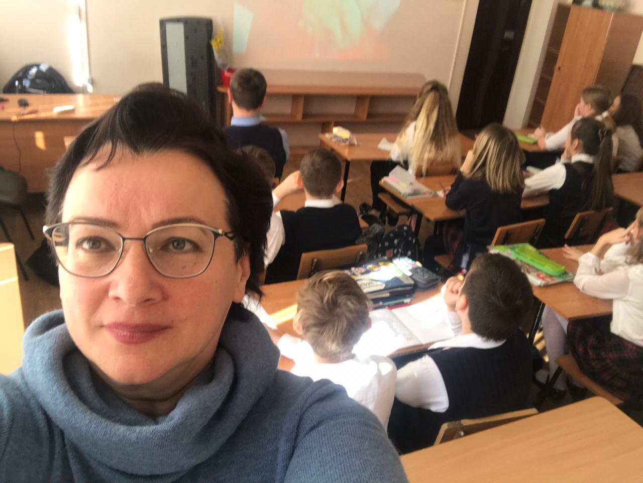Общее дело в гимназии №53 города Ростов-на-Дону