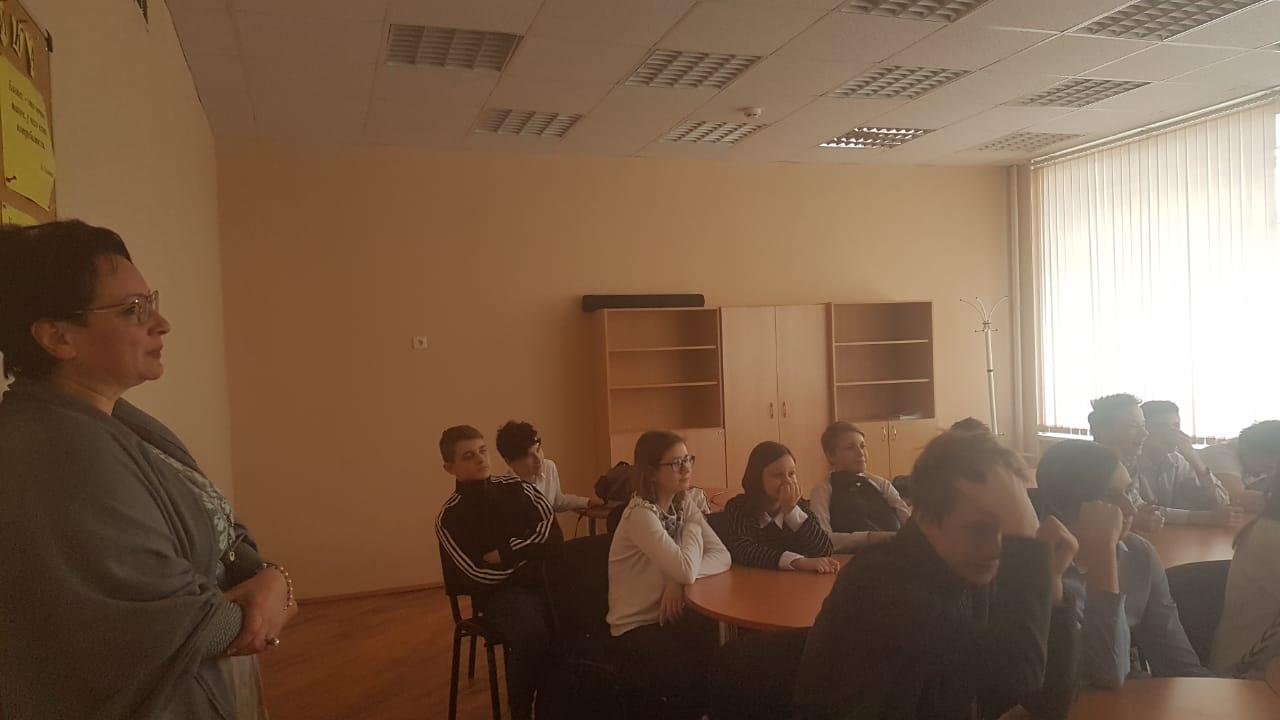 Общее дело в гимназии №71 Ростова-на-Дону