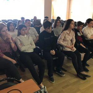 Общее дело в школе №4 села Самарское Азовского района Ростовской области
