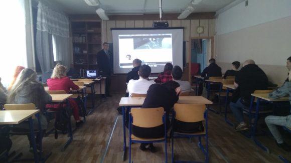 «Общее дело» в Красногорском колледже Московской области