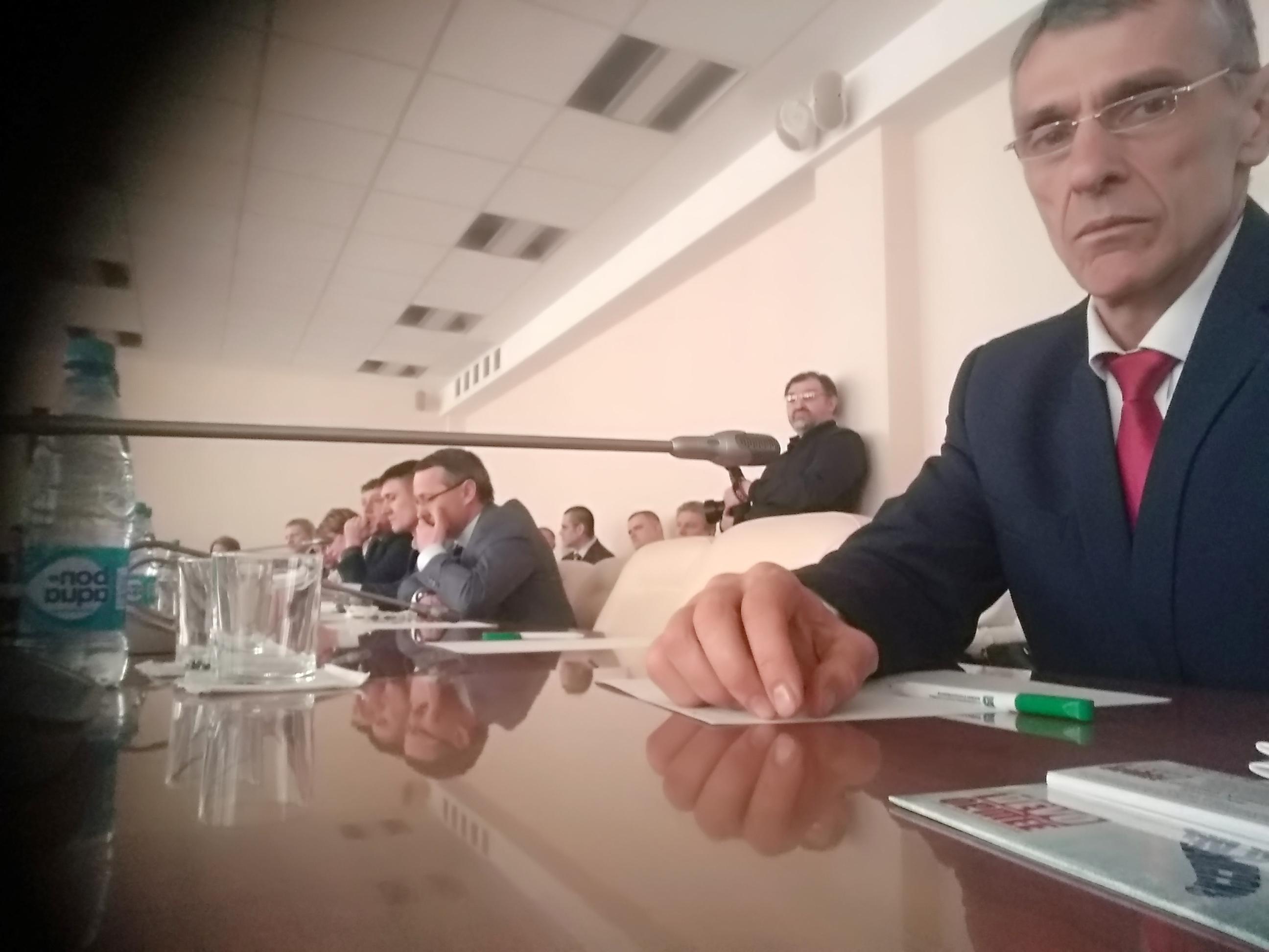 """,,Общее дело"""" в Антинаркотической комиссии по Московской области"""