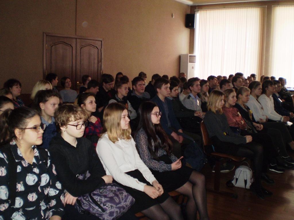 Общее дело в школе №5 городского округа Кохма Ивановской области