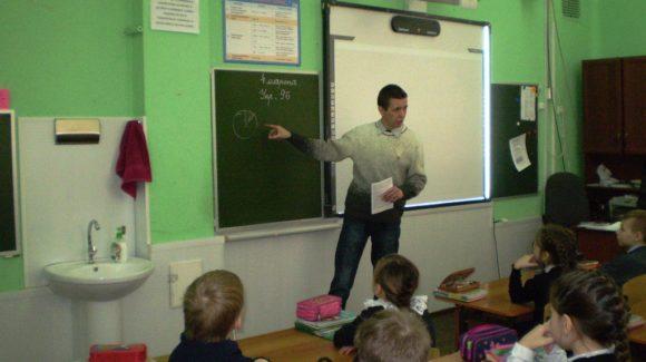 Общее дело в Ивановской гимназии №32
