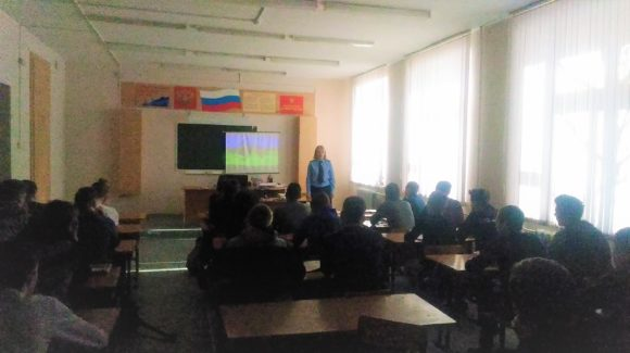 Общее дело в Автотранспортном техникуме города Костромы
