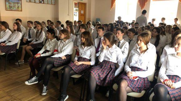 Общее дело в Краснодарской гимназии №92