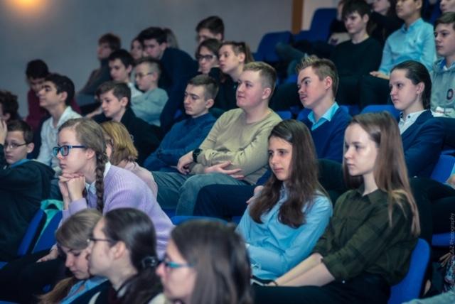 Общее дело в московской школе №1501