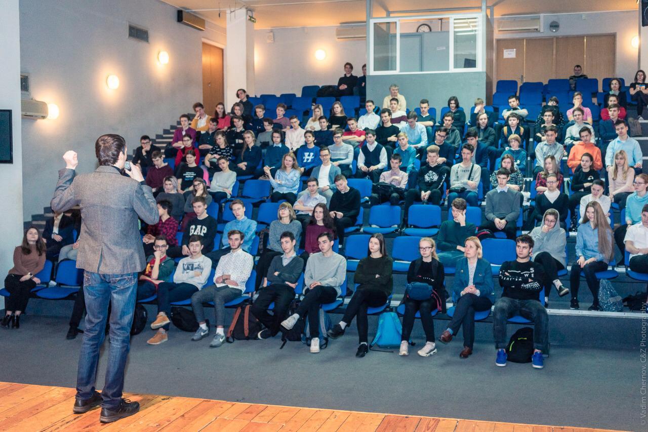 Общее дело в школе №1501 города Москвы