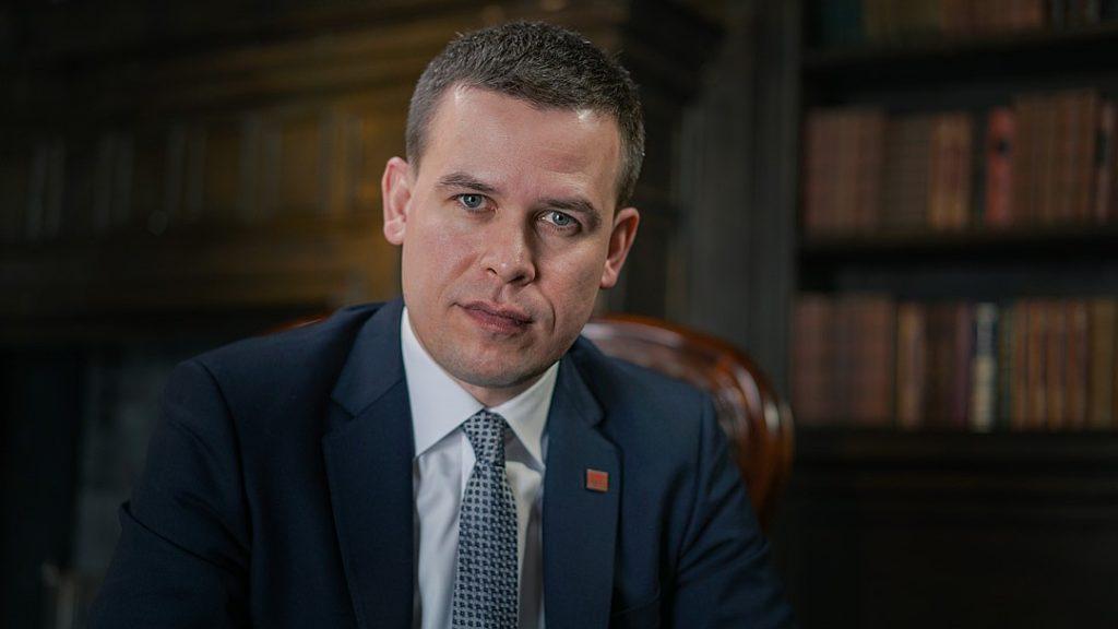 Леонид Варламов, председатель правления организации «Общее дело»