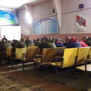 Общее дело на встрече с 234-м гвардейским десантно-штурмовым полком им. Александра Невского, город Псков