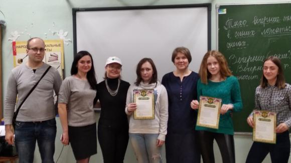 Общее дело в школе №36 города Петрозаводска