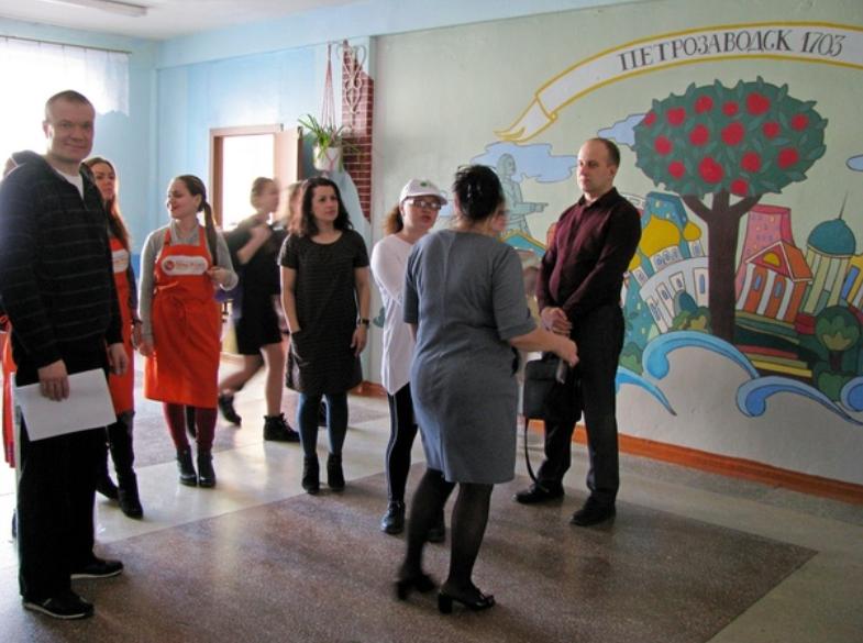 Общее дело в лицее №13 города Петрозаводска