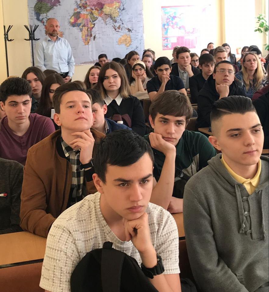 Общее дело в Донском Государственном Техническом Университете, Ростовская область