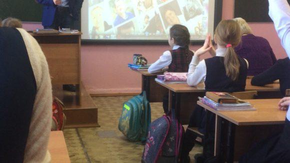 Общее дело в школе №24 города Рыбинска
