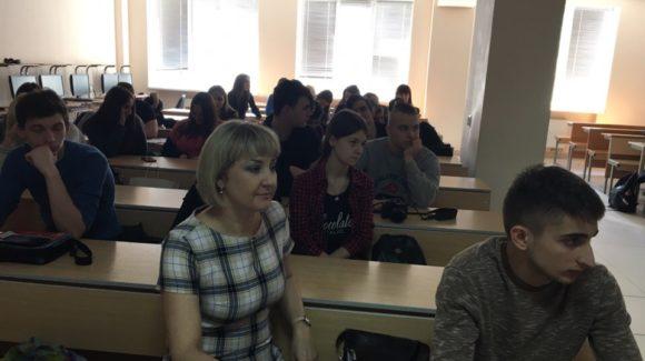Общее дело в Волгоградском институте Бизнеса