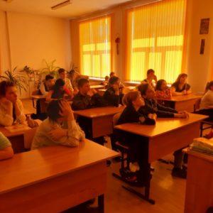 Общее дело в школе №69 города Самара