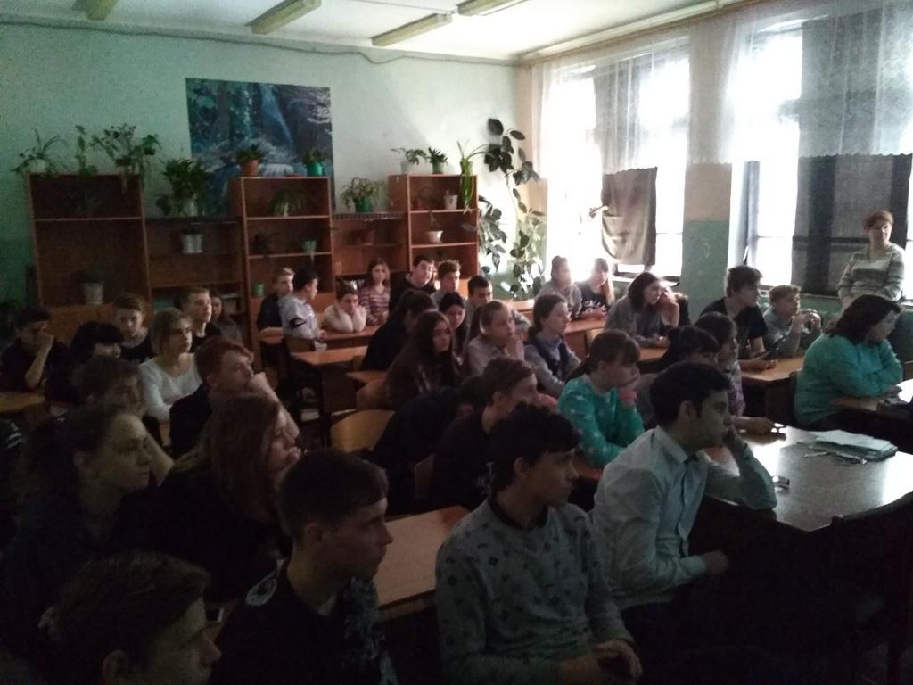 Общее дело в школе №11 города Кинешма