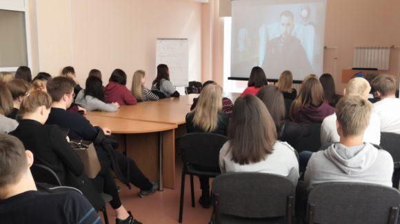 Общее дело в Колледже туризма Санкт-Петербурга
