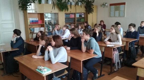 Общее дело в школе №3 — Гимназии им. Н.А. Островского города Кинешмы