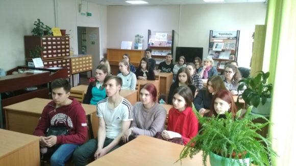 Общее дело на встрече со студентами Педагогического колледжа города Кинешмы Ивановской области
