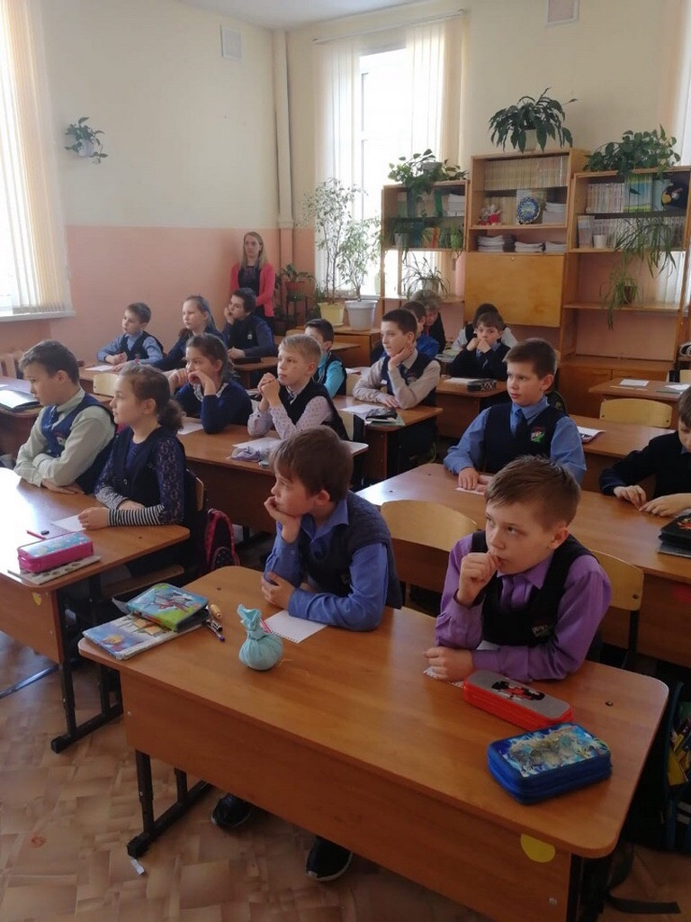 Общее дело в школе №3 города Кинешма