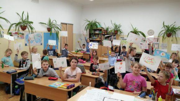 Интерактивное профилактическое занятие в МАОУ «СОШ №1» г.Краснокамск