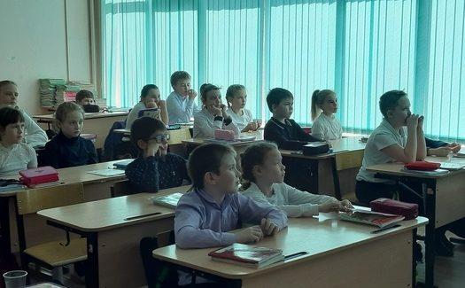 Общее дело в школе №91 города Самара