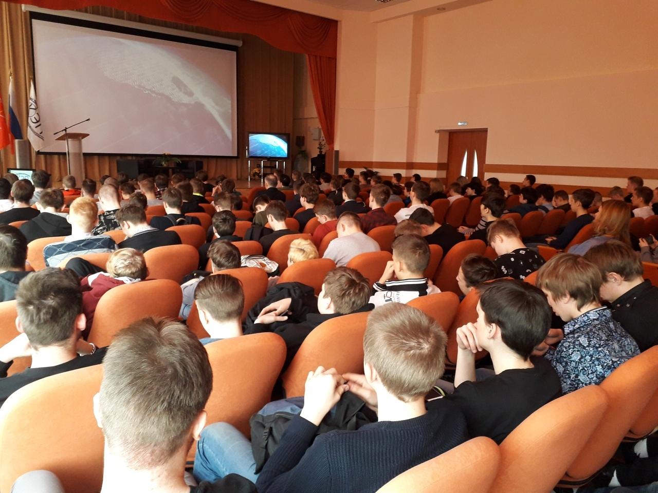 Общее дело в колледже электроники и приборостроения, город Санкт-Петербург