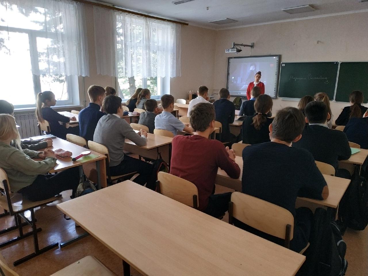 Общее дело в школе №71 города Севастополя
