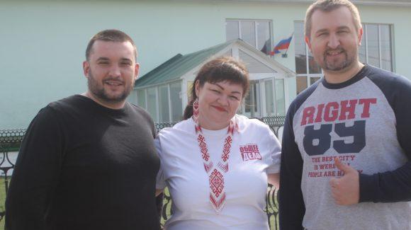 Общее дело в поселке Выселки, Ставропольского м.района Самарской области