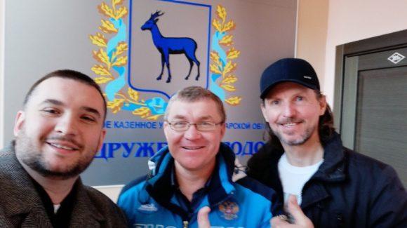 Общее дело в школах поселков Бахилово и Александровка Самарской области