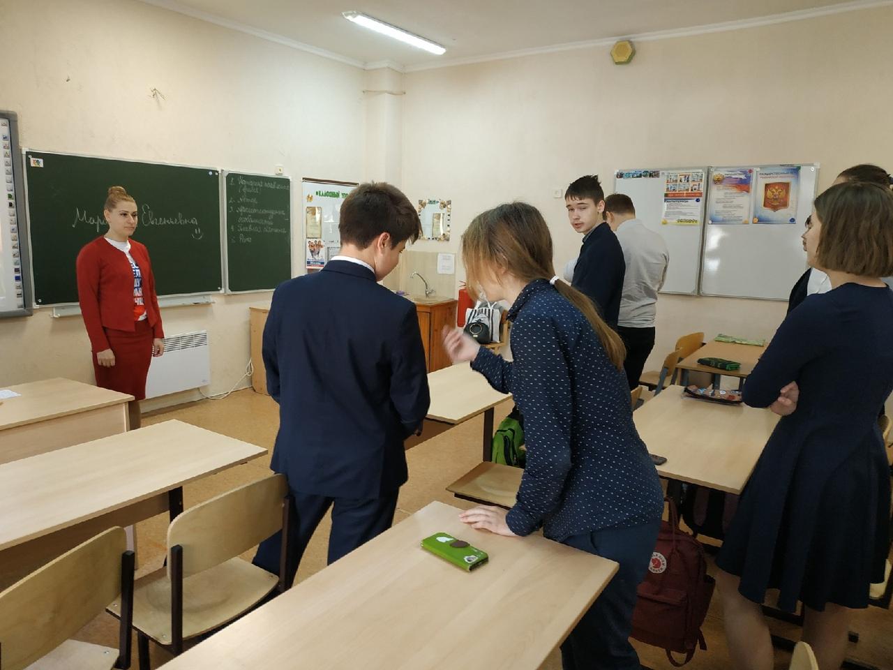 Общее дело в школе №61 города Севастополя