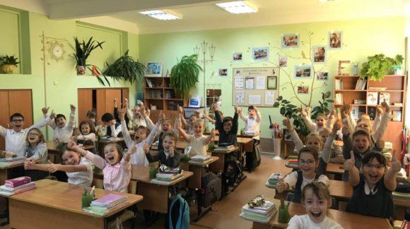 Общее дело в школе №18 города Сочи