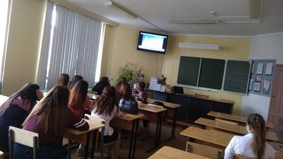 Общее дело в строительном техникуме г.Ижевска