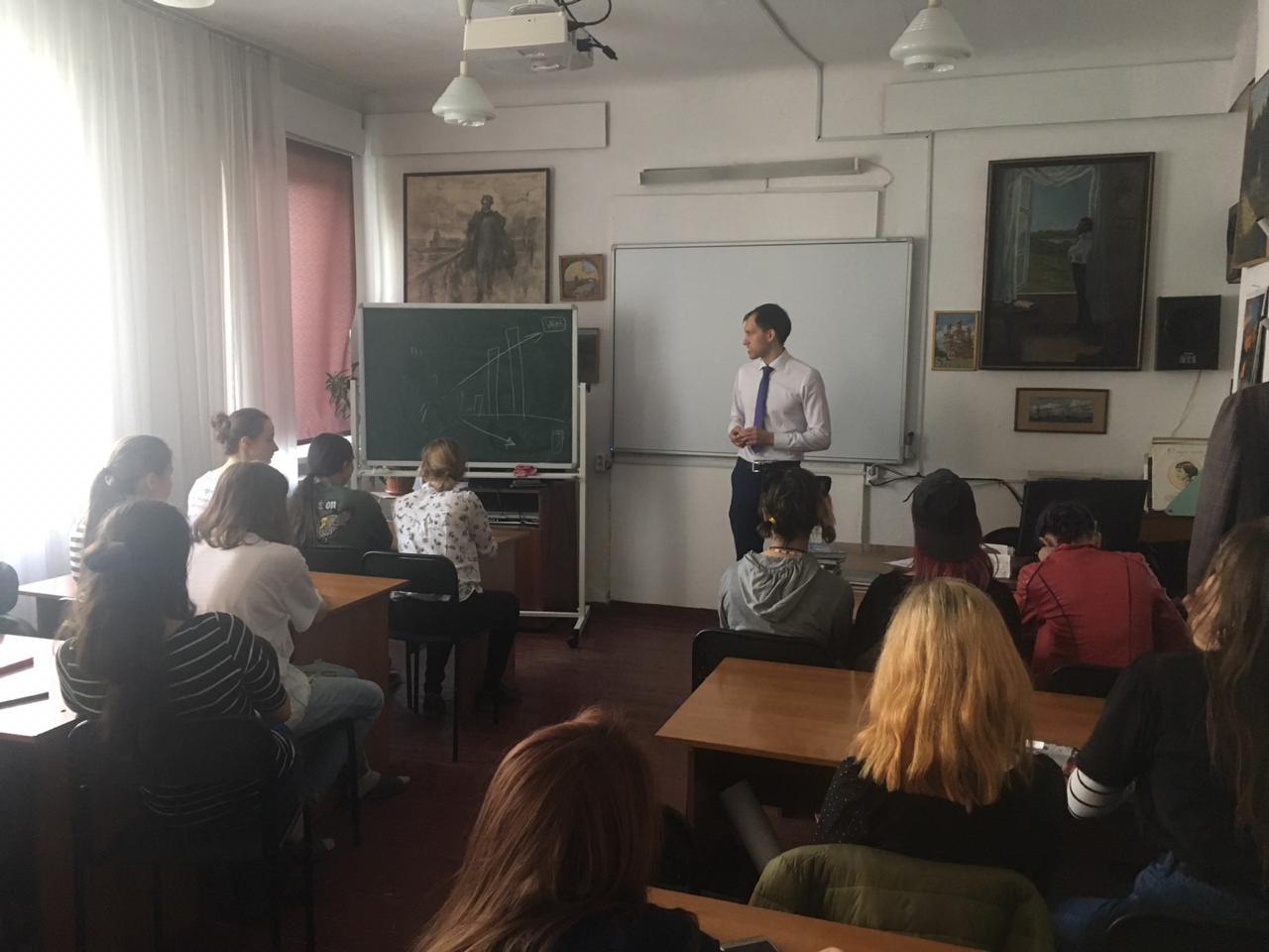 Общее дело в Новоалтайском государственном художественном училище