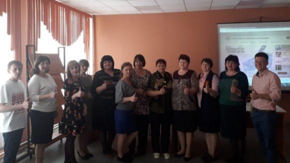 Общее дело на круглом столе с педагогами-психологами Милютинского района Ростовской области